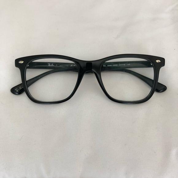 daaa5dc9f4 Ray Ban Men s RX5248 Eyeglasses Black. M 5b41546bdf030767695feb49